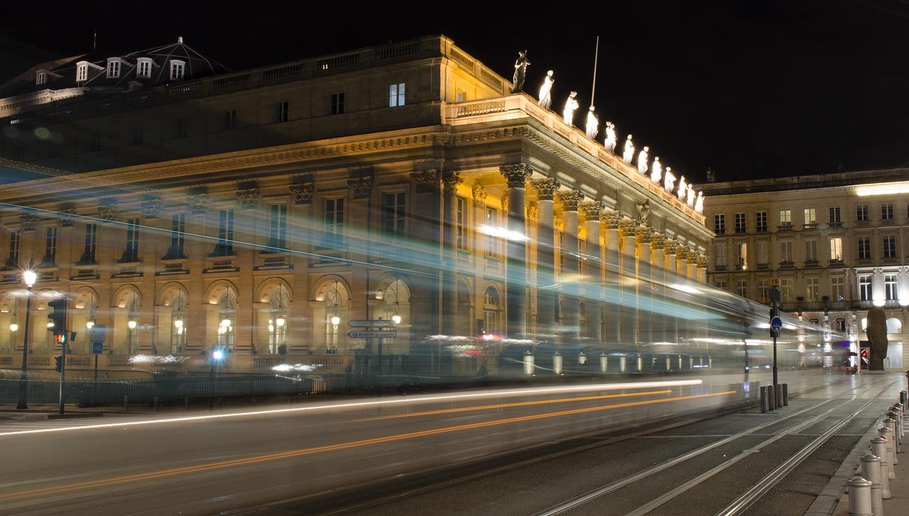 Grand Théâtre de Bordeaux, Bordeaux, France