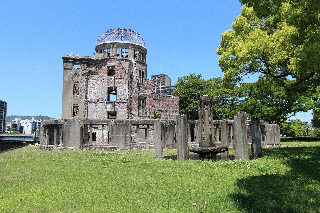 Hiroshima Peace Memorial (Genbaku Dome), Visit Japan – Places to visit in Japan