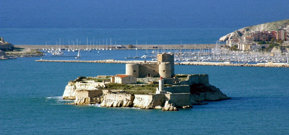 If Fortress, Marseille, France