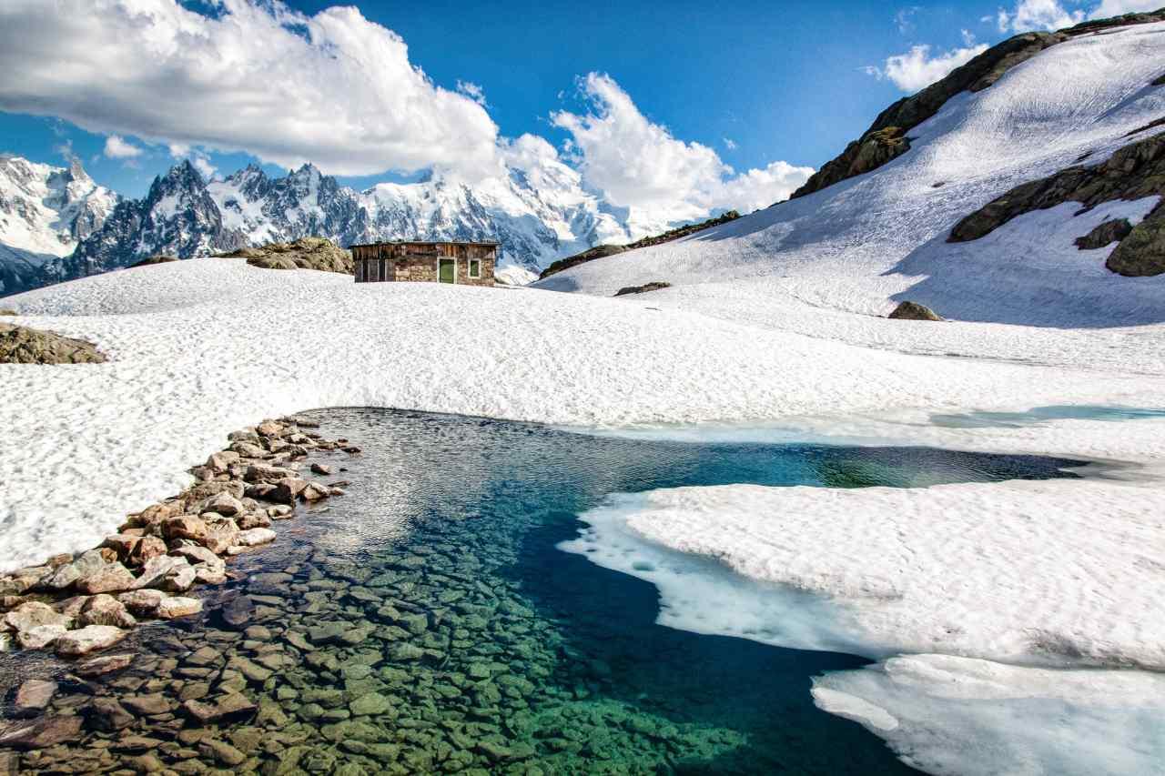 Lac Blanc, Chamonix-Mont-Blanc, France