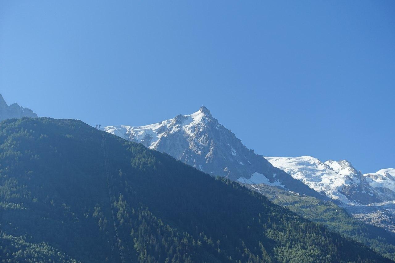 Le Brévent, Chamonix-Mont-Blanc, France