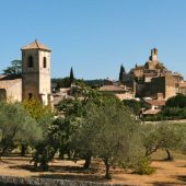 Lourmarin, Cities in France