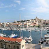Marseille Old Port, France