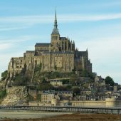 Mont Saint-Michel, Cities in France