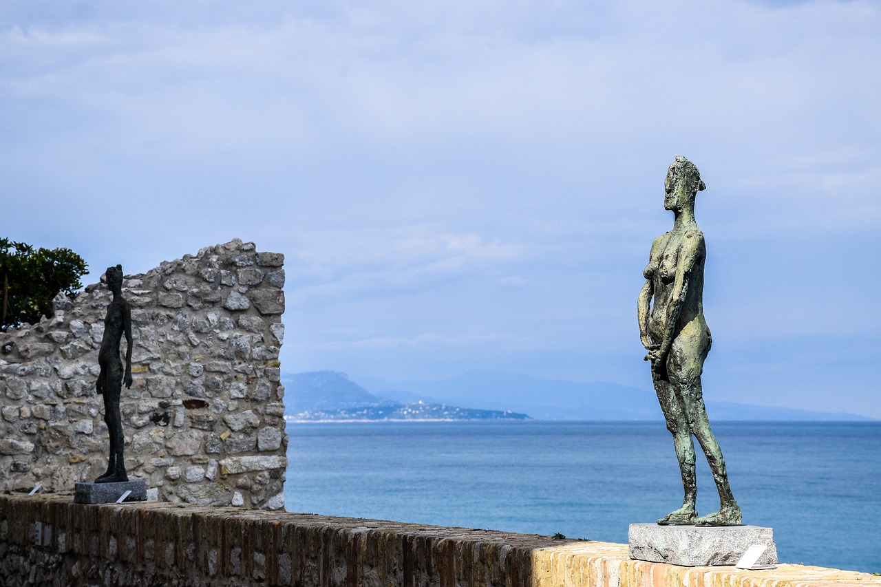 Musée Picasso, Antibes, France