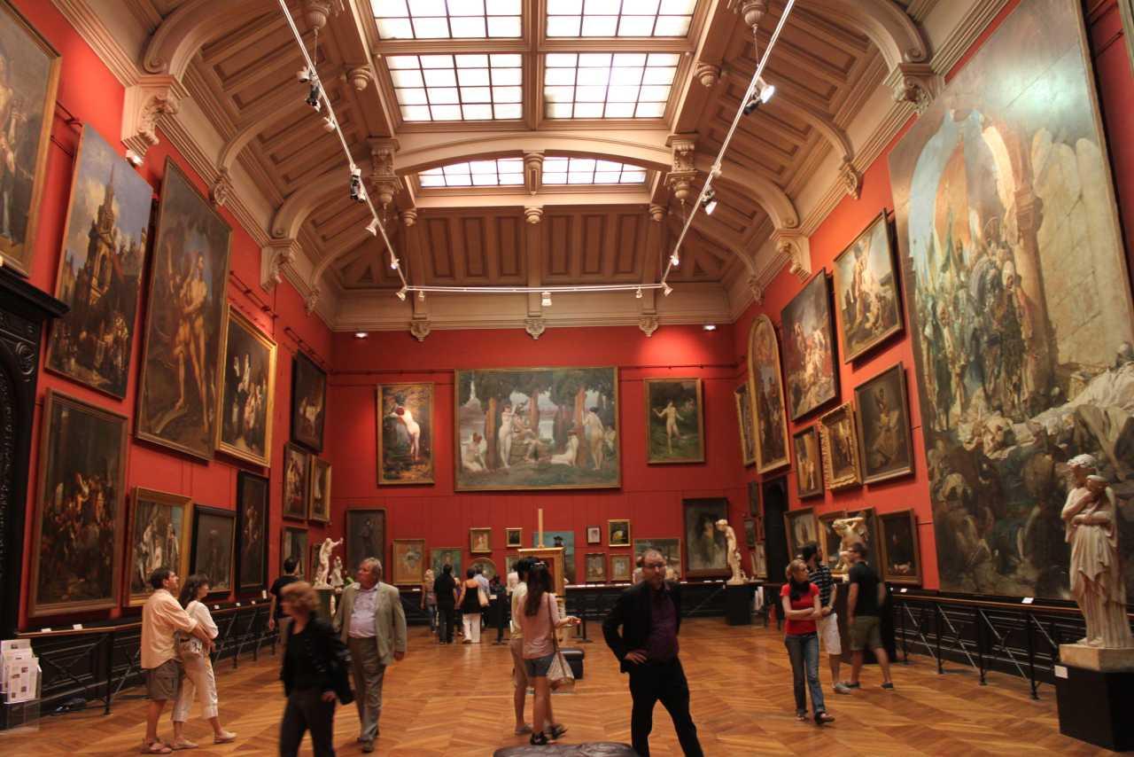 Musée des Augustins, Toulouse, France