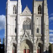 Nantes Cathedral, Cities in France