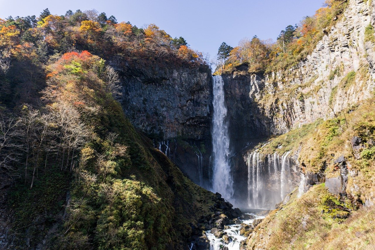Kegon Falls, Nikko, Visit Japan – Places to visit in Japan