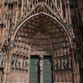 Notre-Dame Cathedral, Strasbourg, France