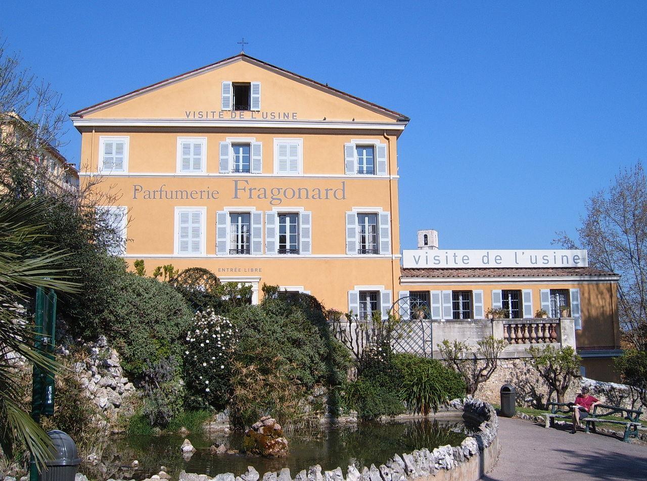 Parfumerie Fragonard, La Turbie, France