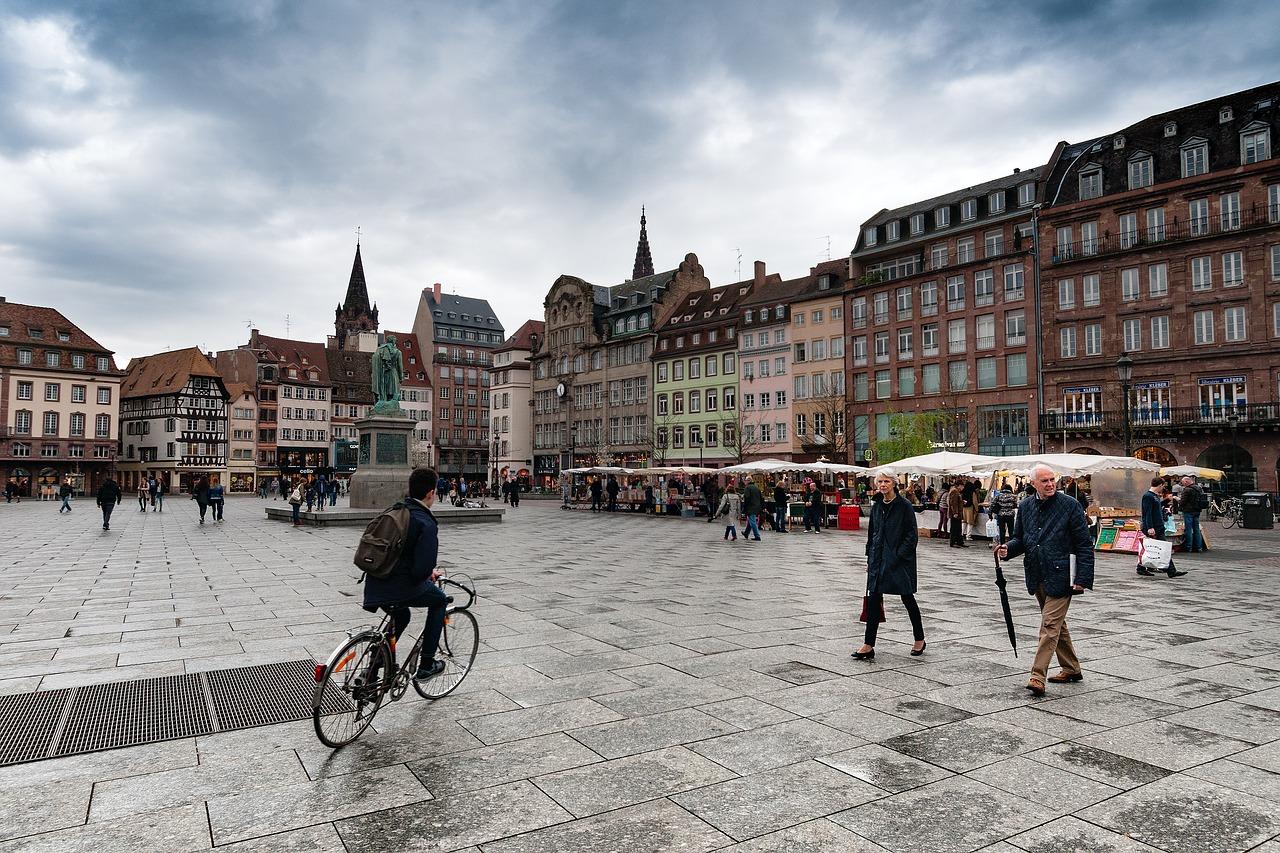 Place Kléber, Strasbourg, France