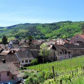 Riquewihr, Cities in France