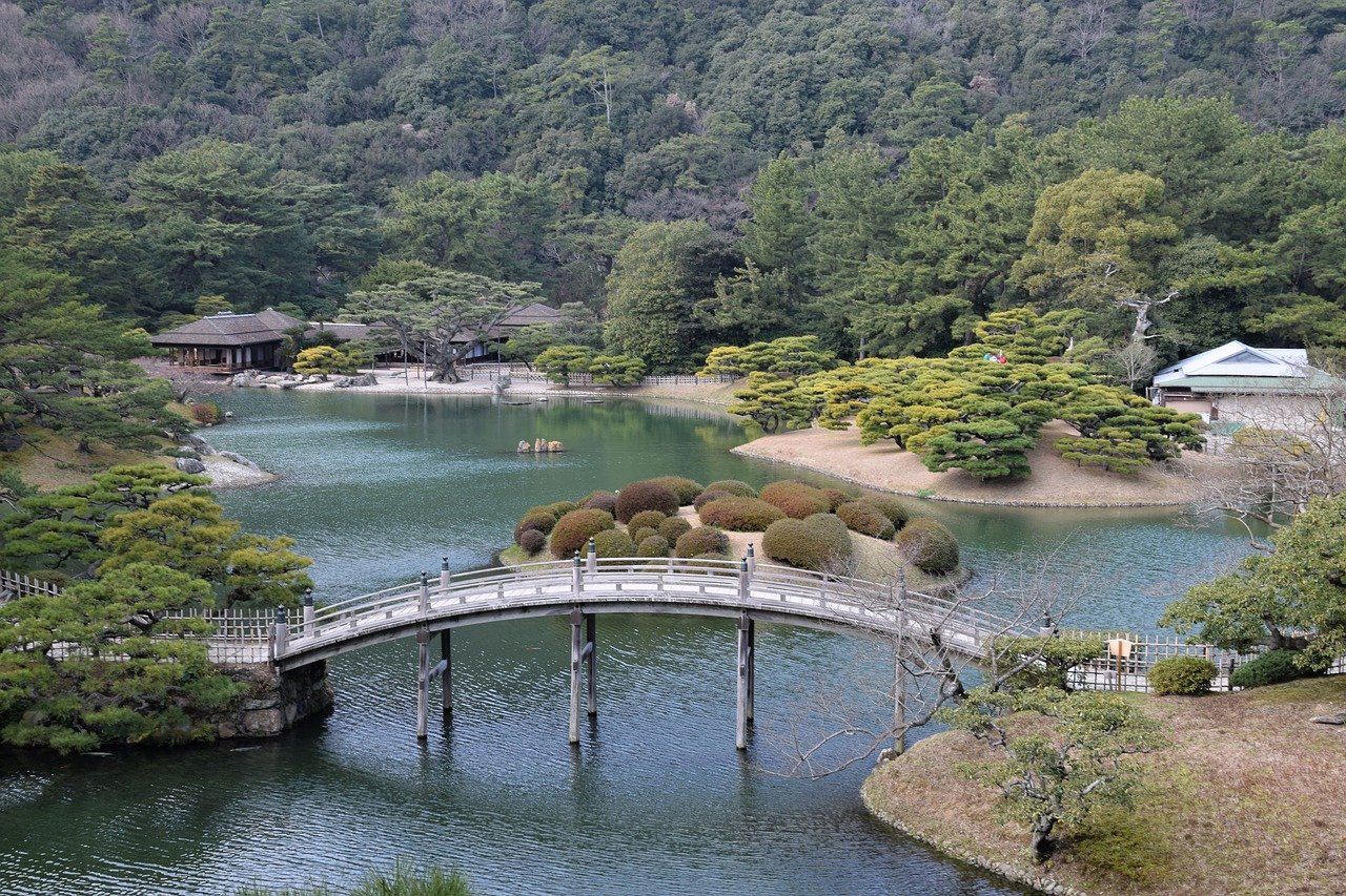 Ritsurin Garden, Shikoku, Visit Japan – Places to visit in Japan