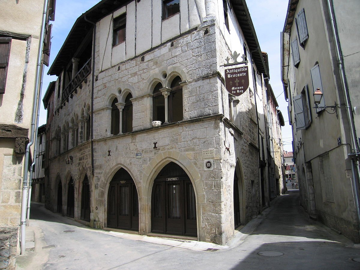 Saint-Antonin-Noble-Val, Cities in France