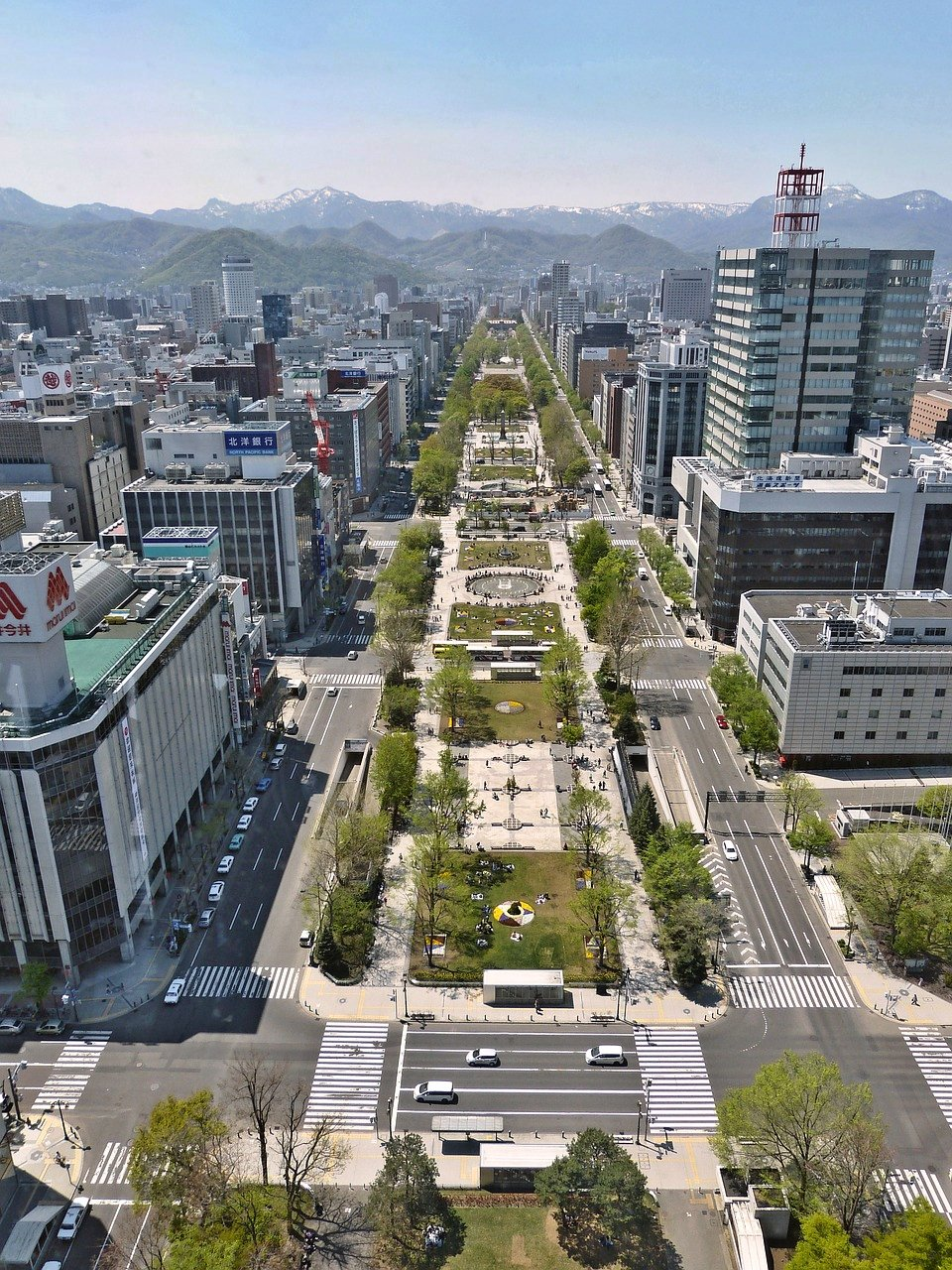 Sapporo, Visit Japan – Places to visit in Japan