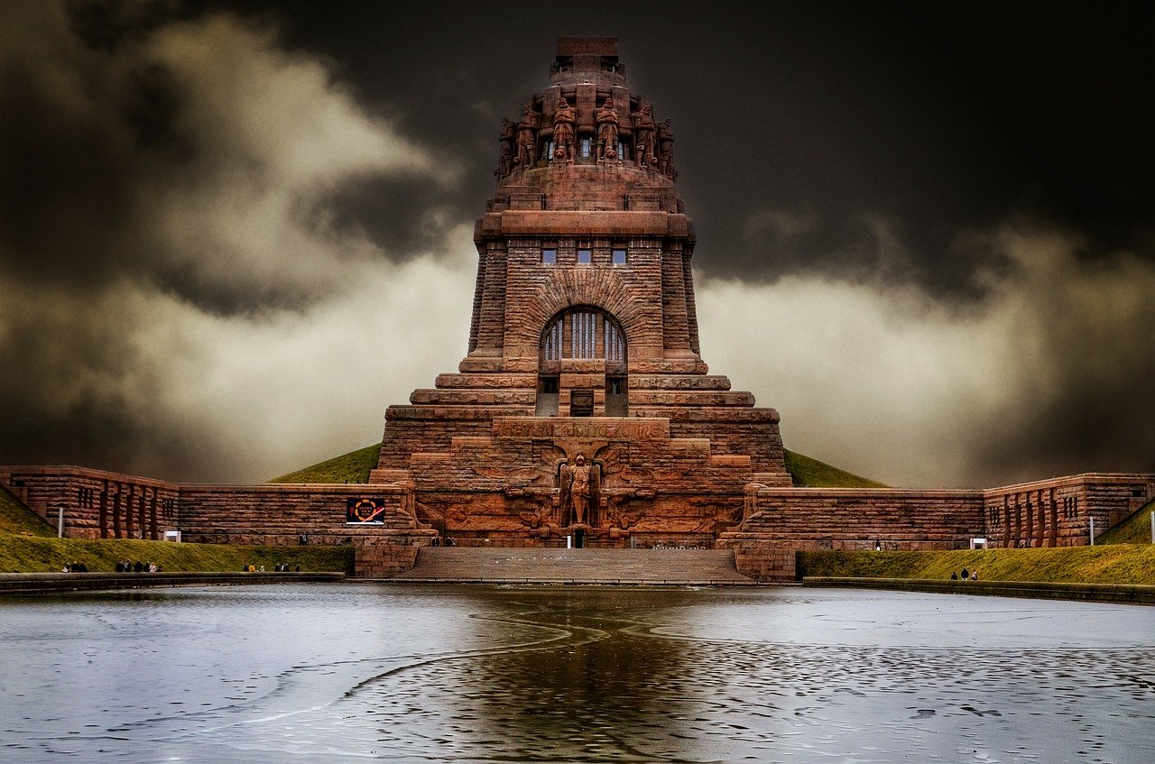 The Monument to the Battle of the Nations, Leipzig, Cities in Germany