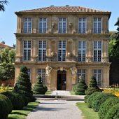 The Pavillon Vendôme, Aix-en-Provence, Cities in France