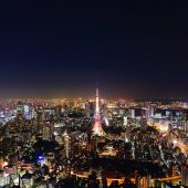 Tokyo, Japan - 4