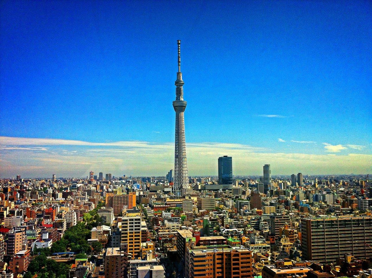 Tokyo, Visit Japan – Places to visit in Japan