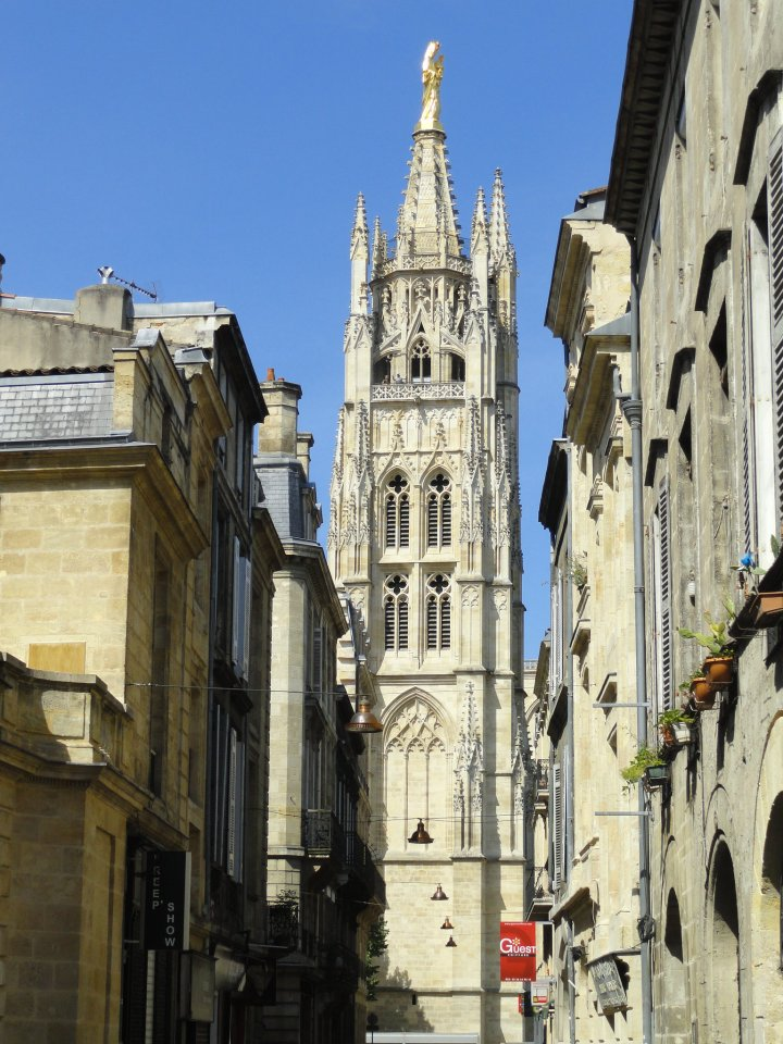 Tour Pey Berland, Bordeaux, France