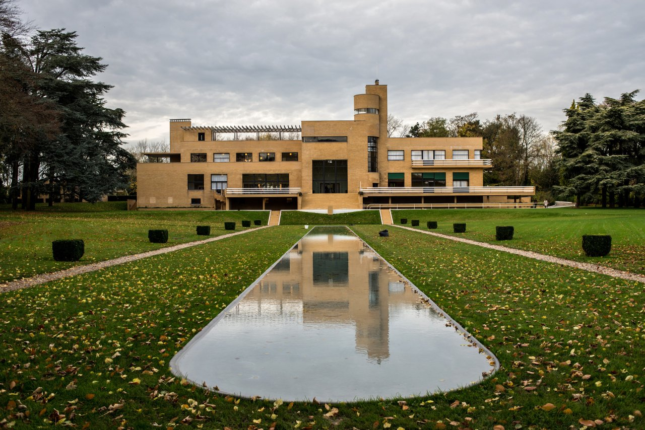 Villa Cavrois, Cities in France