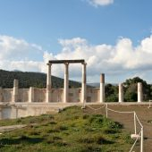 Abaton of Epidaurus, Greece Travel