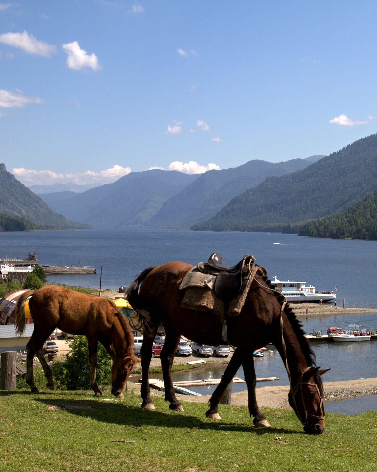 Altay, Lake Ozero, Best places to visit in Russia