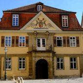 Alte Aula, Tubingen, Germany