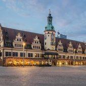 Altes Rathaus, Leipzig, Germany