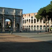 Arco di Costantino, Rome Attractions, Best Places to visit in Rome
