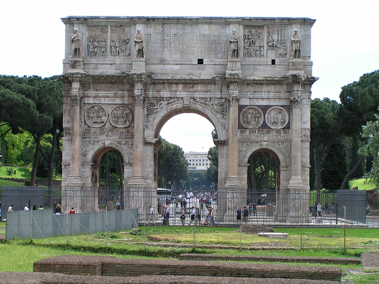 Arco di Costantino, Rome Attractions, Best Places to visit in Rome 2