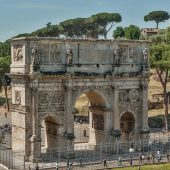 Arco di Costantino, Rome Attractions, Best Places to visit in Rome 3