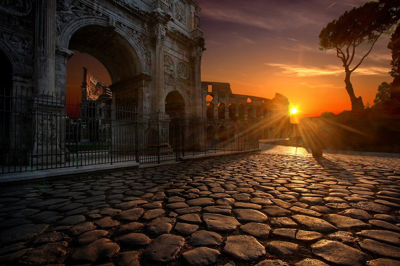 Arco di Costantino, Rome Attractions, Best Places to visit in Rome 4