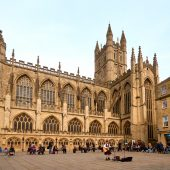 Bath, England, UK - 1