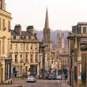 Bath, England, UK - 3