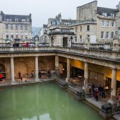 Bath, Best places to visit in the UK