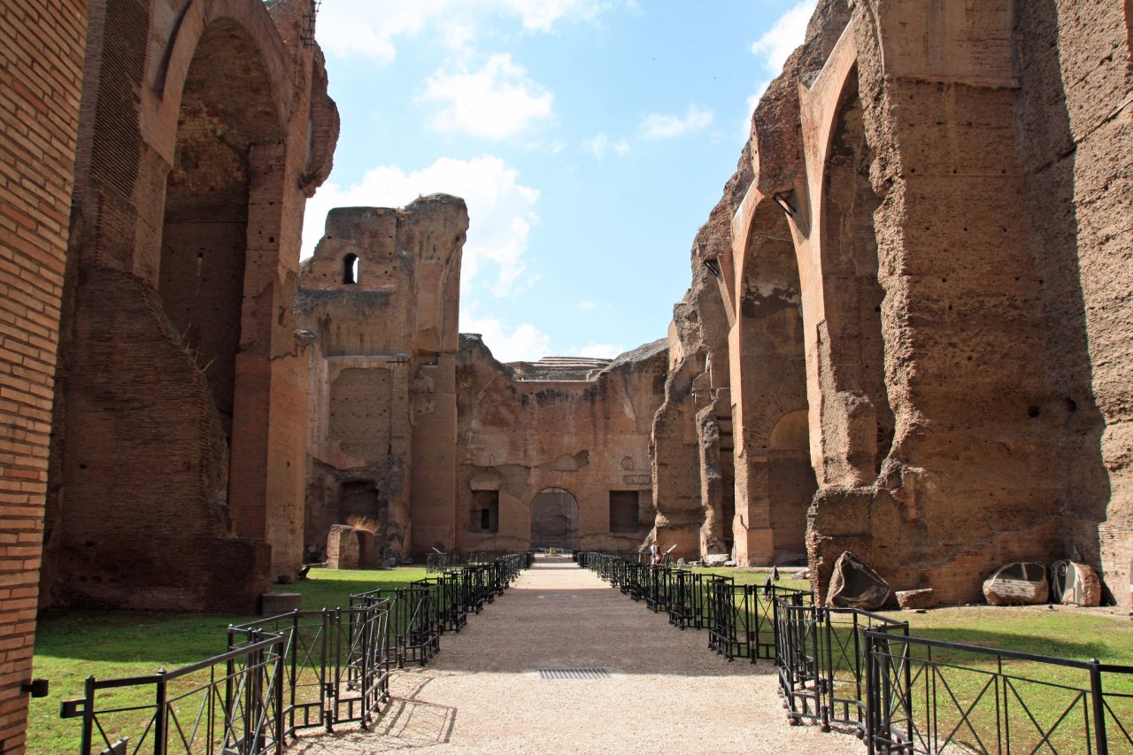 Baths of Caracalla, Rome Attractions, Best Places to visit in Rome, Italy