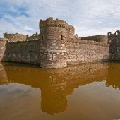 Beaumaris castle, Wales, Best places to visit in the UK