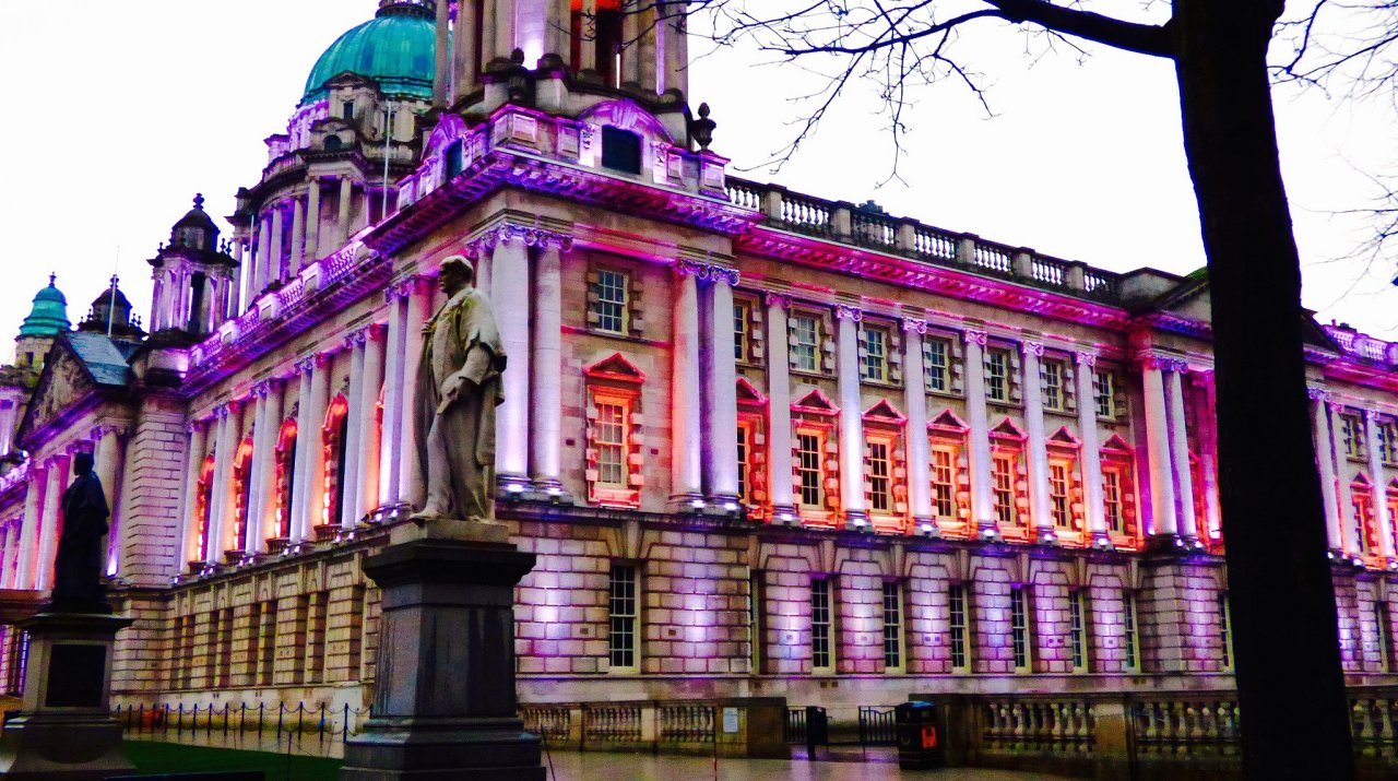 Belfast, Best places to visit in the UK
