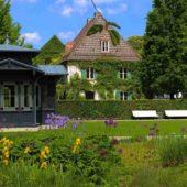 Botanischer Garten Augsburg, Augsburg, Germany