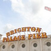 Brighton Palace Pier, England, UK