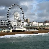 Brighton Wheel, England, UK