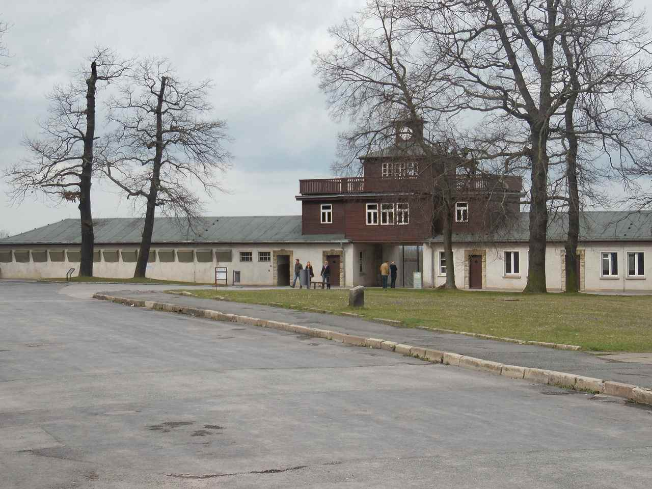 Buchenwald concentration camp, Weimar, Germany