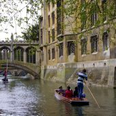 Cambridge, England, Best places to visit in the UK