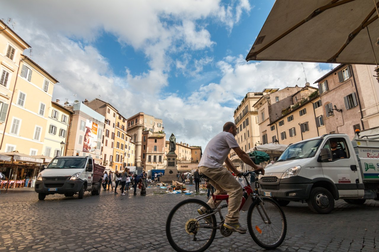 Campo de' Fiori, Rome Attractions, Best Places to visit in Rome, Italy
