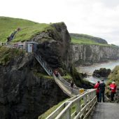 Carrick-a-Rede Rope Bridge, Best places to visit in the UK