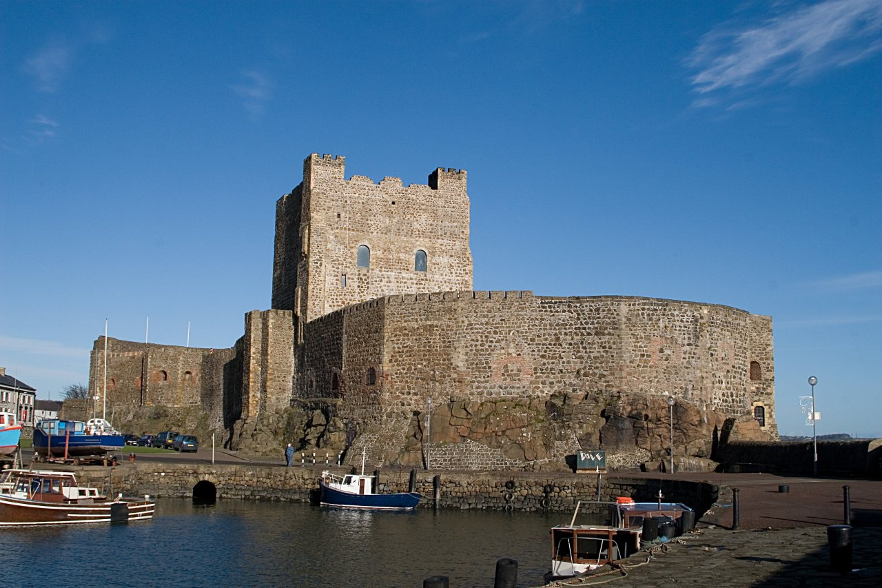 Carrickfergus Castle, Best places to visit in the UK