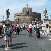 Castel Sant'Angelo, Rome Attractions, Best Places to visit in Rome, Italy