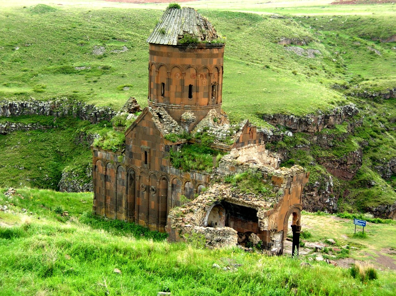 Church of Saint Gregory, Ani, Best places to visit in Turkey