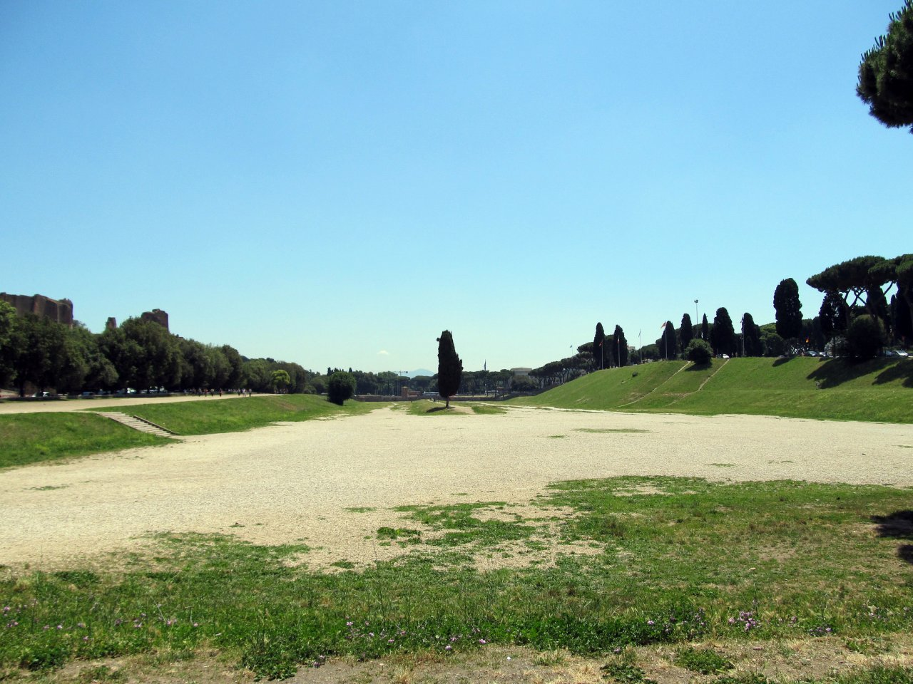 Circus Maximus, Rome Attractions, Best Places to visit in Rome 2